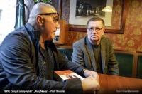 Spotkanie autorskie z Piotrem Wrońskim - kkw 17.05.2016 - piotr wroński - foto © l.jaranowski 008